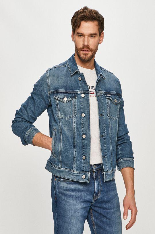 modrá Tommy Jeans - Bunda
