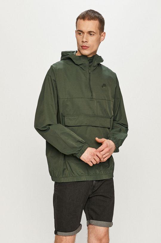 zielony Nike Sportswear - Kurtka Męski