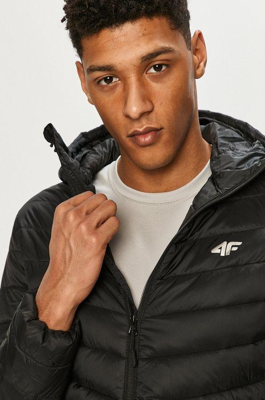 czarny 4F - Kurtka