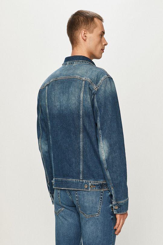 Mustang - Kurtka jeansowa 100 % Bawełna