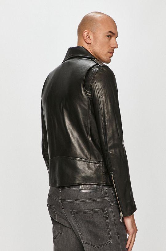 Diesel - Kožená bunda  100% Prírodná koža