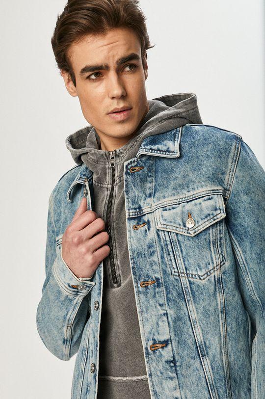 Diesel - Kurtka jeansowa Męski