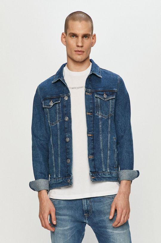 Trussardi Jeans - Geaca jeans albastru