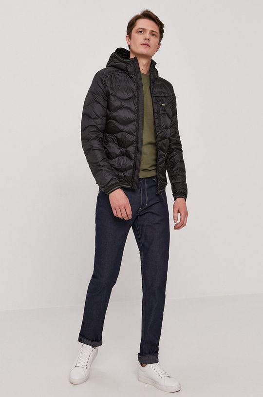 Blauer - Péřová bunda černá