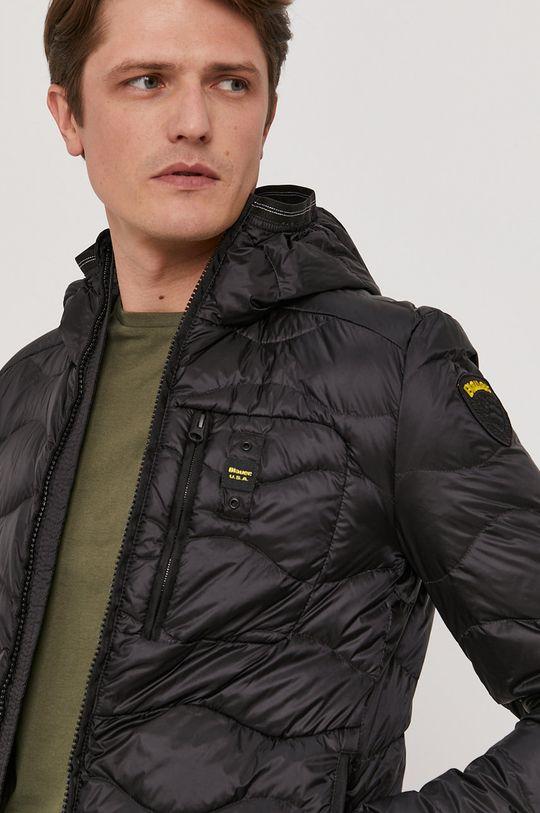 černá Blauer - Péřová bunda