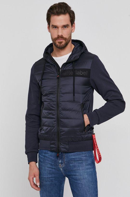 námořnická modř After Label - Péřová bunda Pánský