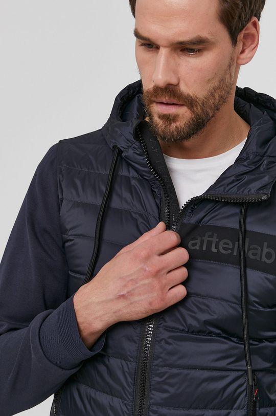 námořnická modř After Label - Péřová bunda