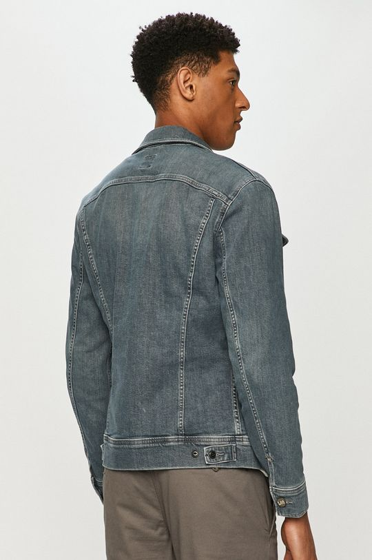 Lee - Kurtka jeansowa 100 % Bawełna