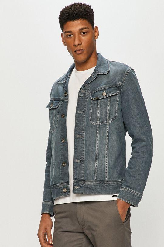 jasny niebieski Lee - Kurtka jeansowa