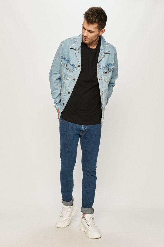 Lee - Džínová bunda světle modrá