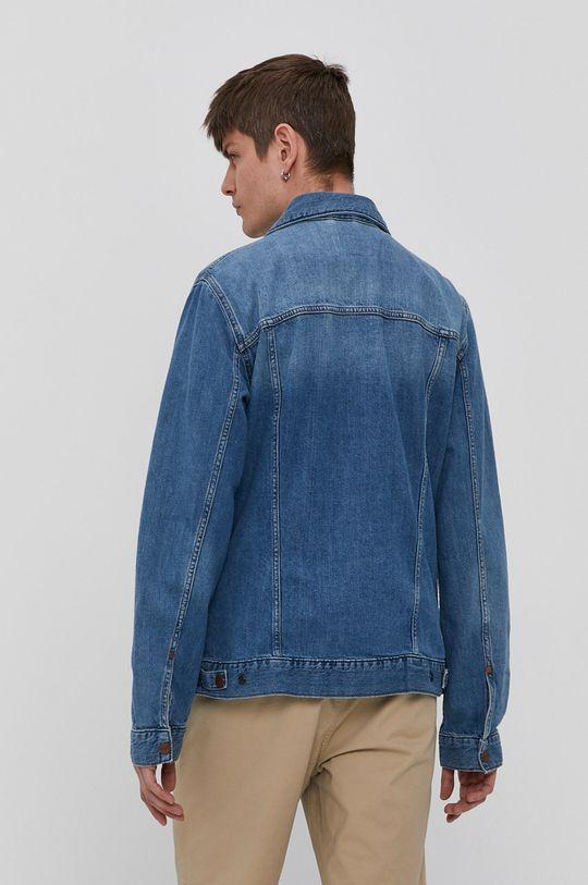 Wrangler - Kurtka jeansowa 70 % Bawełna, 30 % Konopie