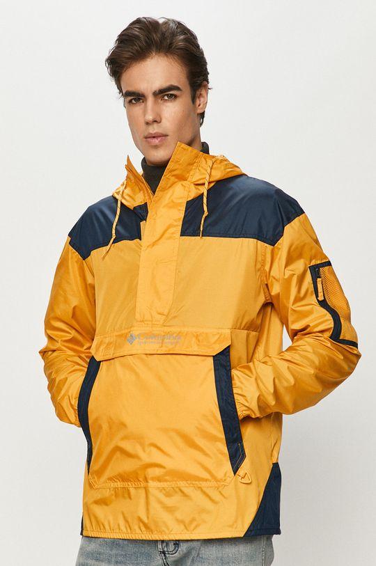 жёлтый Columbia - Куртка Мужской
