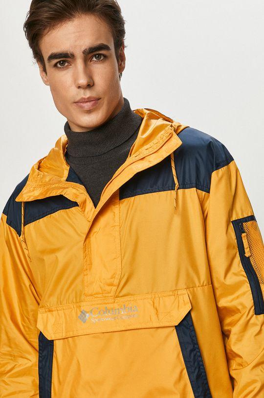 жёлтый Columbia - Куртка