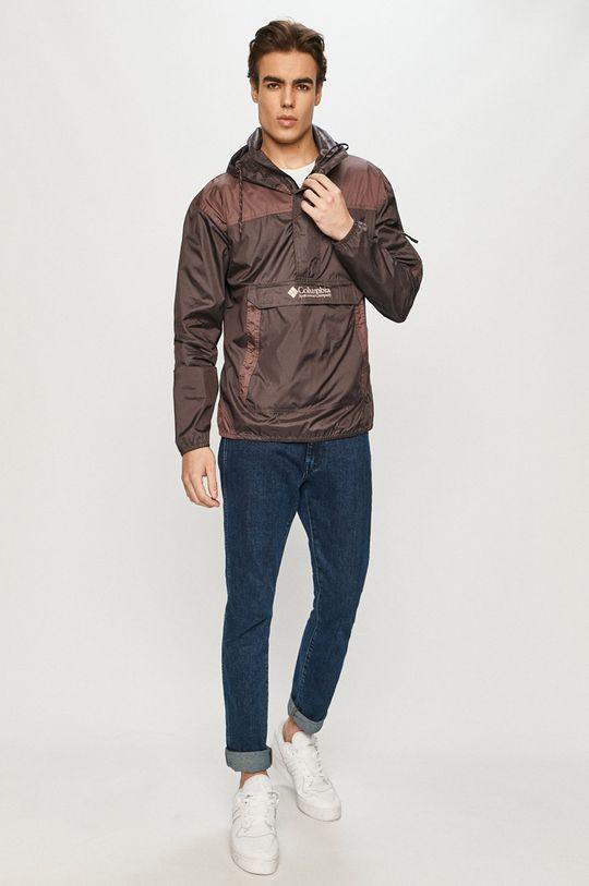 Columbia - Куртка коричневый