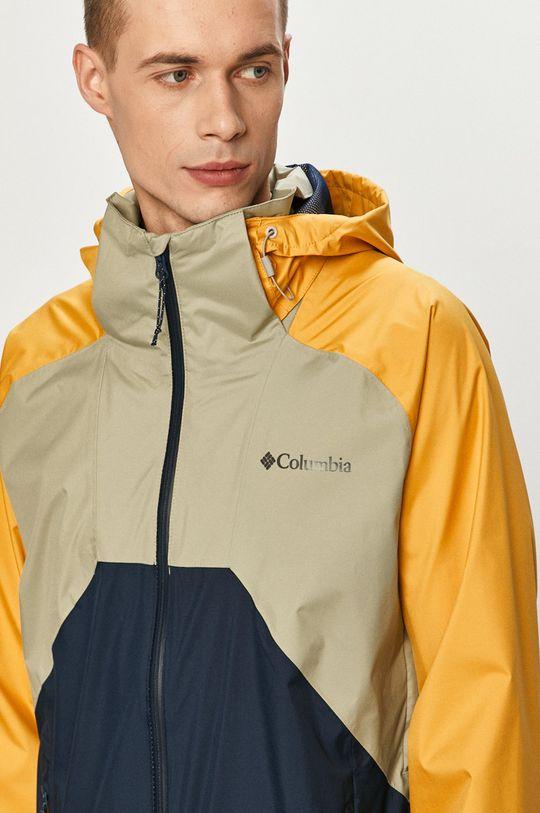 žlutá Columbia - Nepromokavá bunda