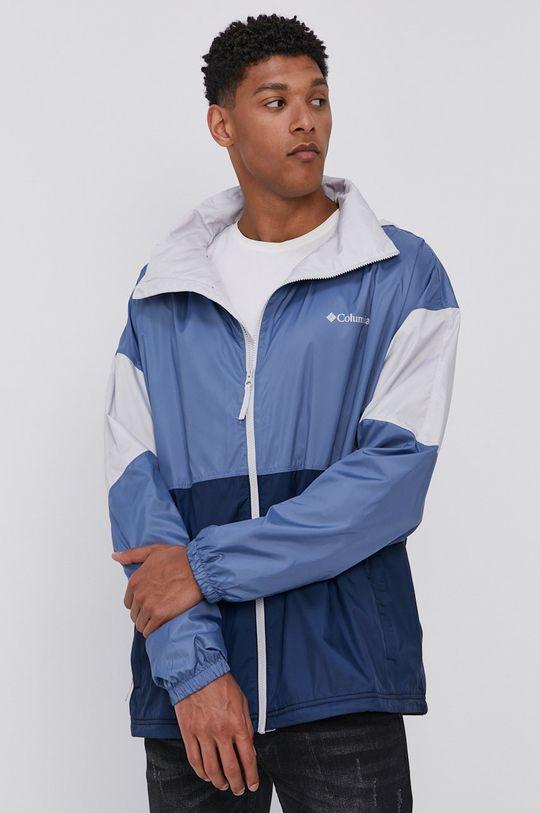 Columbia - Kurtka jasny niebieski