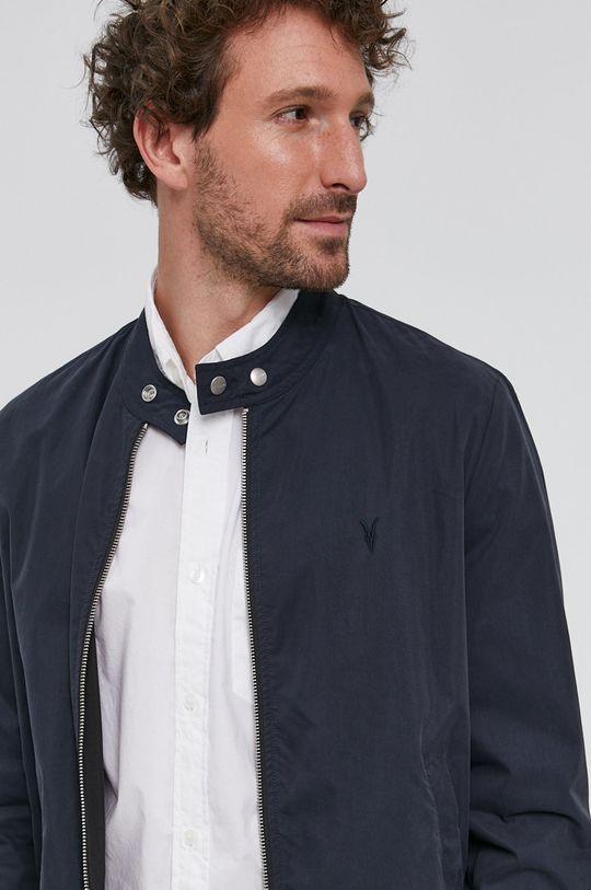 černá AllSaints - Oboustranná bunda