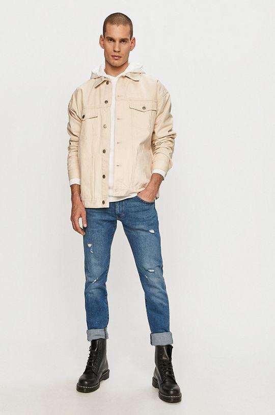 Dr. Denim - Kurtka jeansowa cielisty