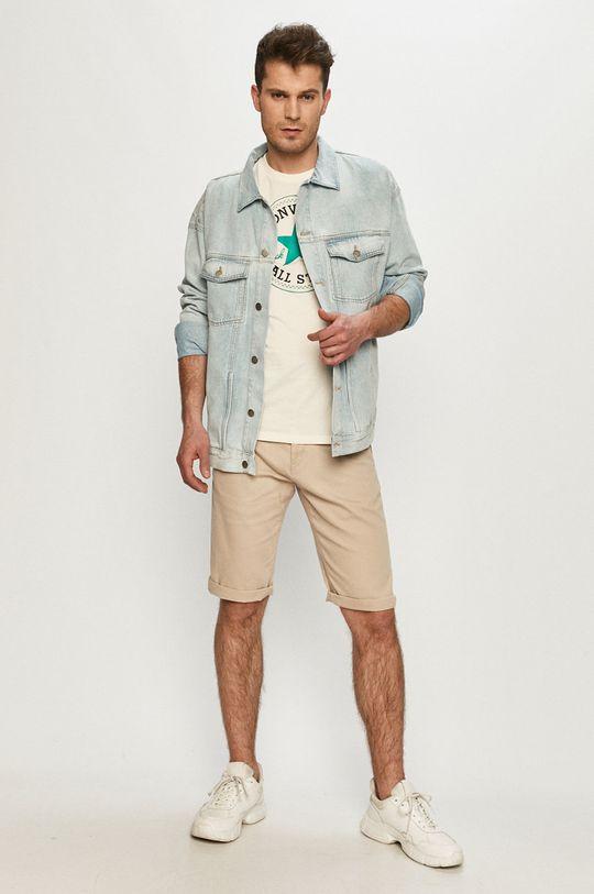 Dr. Denim - Kurtka jeansowa blady niebieski