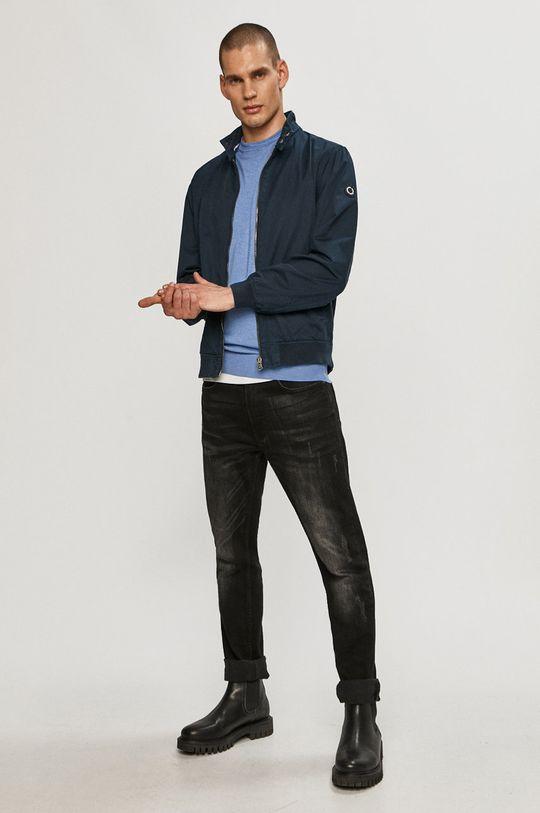 Pepe Jeans - Bunda Leadon námořnická modř