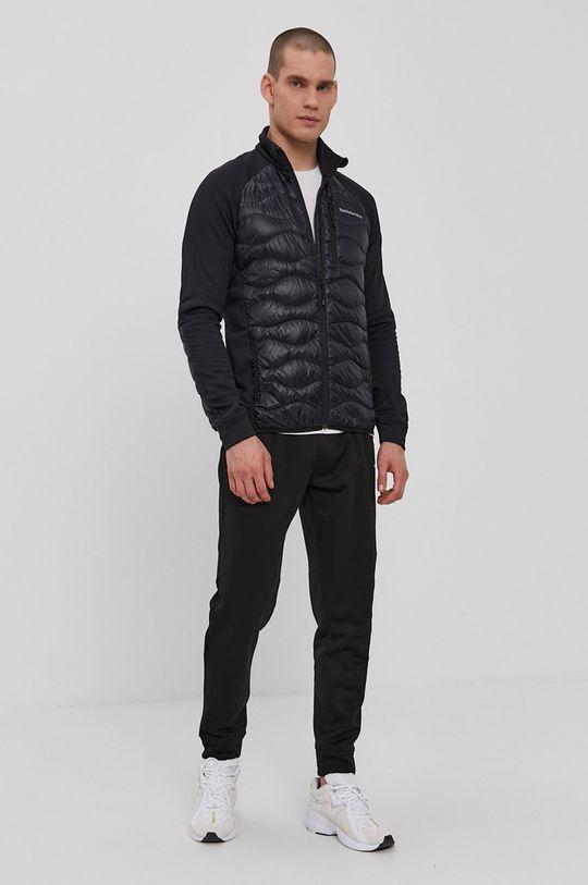 Peak Performance - Péřová bunda černá