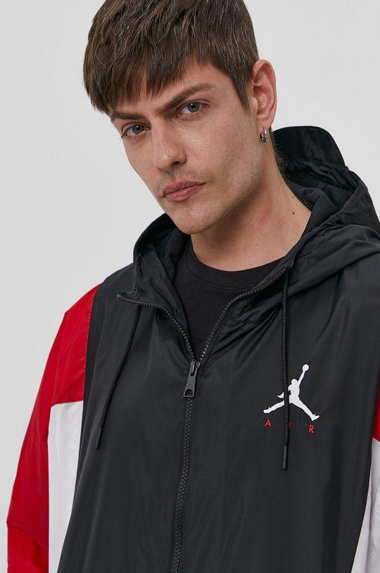 czarny Jordan - Kurtka