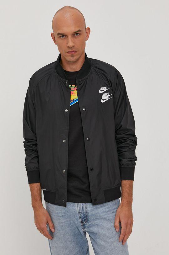 Nike Sportswear - Kurtka bomber czarny