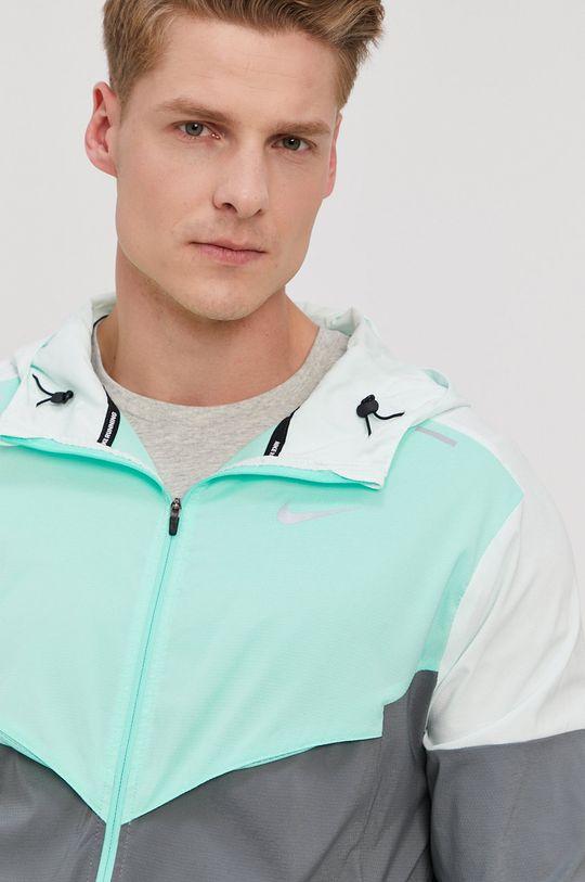 sivá Nike - Bunda