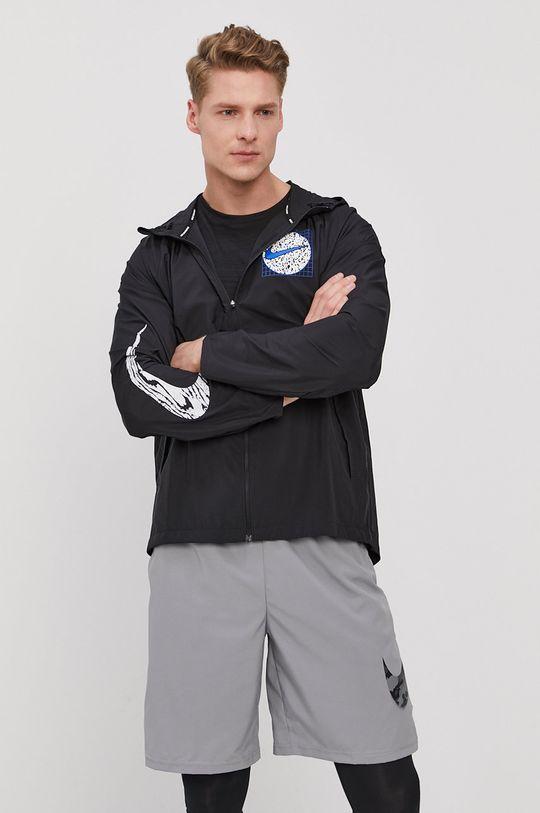 Nike - Kurtka czarny