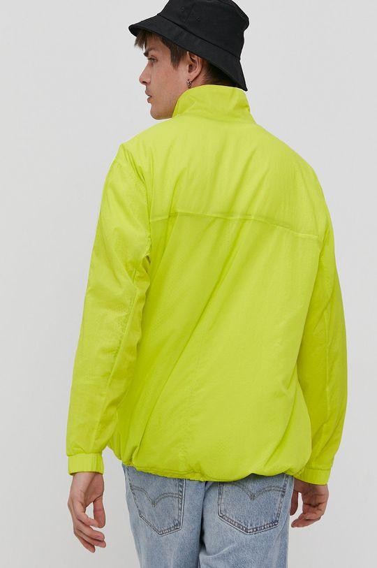 żółty adidas Originals - Kurtka dwustronna