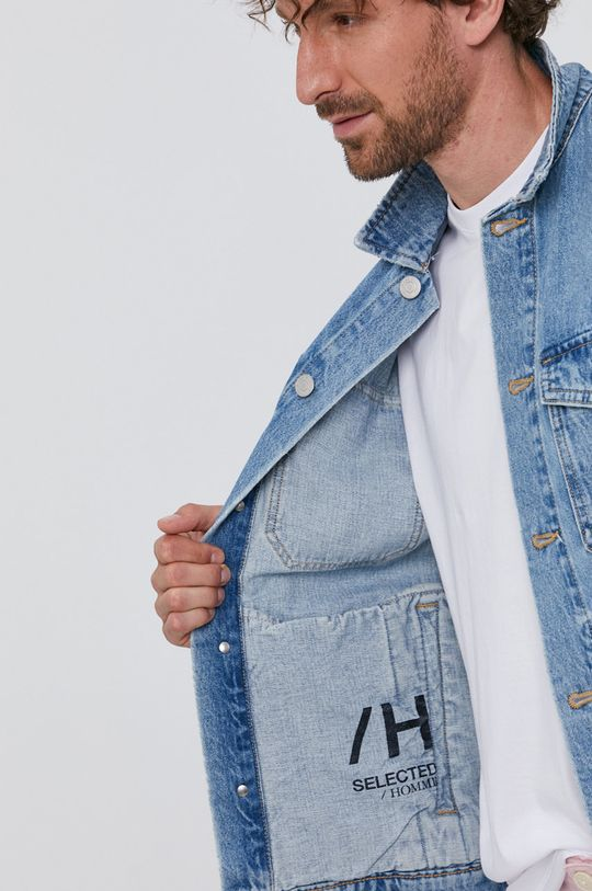 Selected - Kurtka jeansowa
