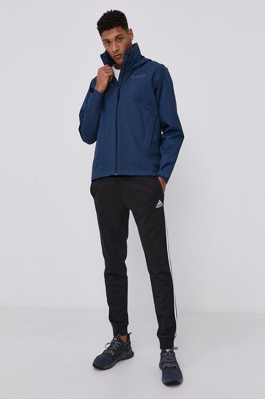 adidas Performance - Bunda námořnická modř
