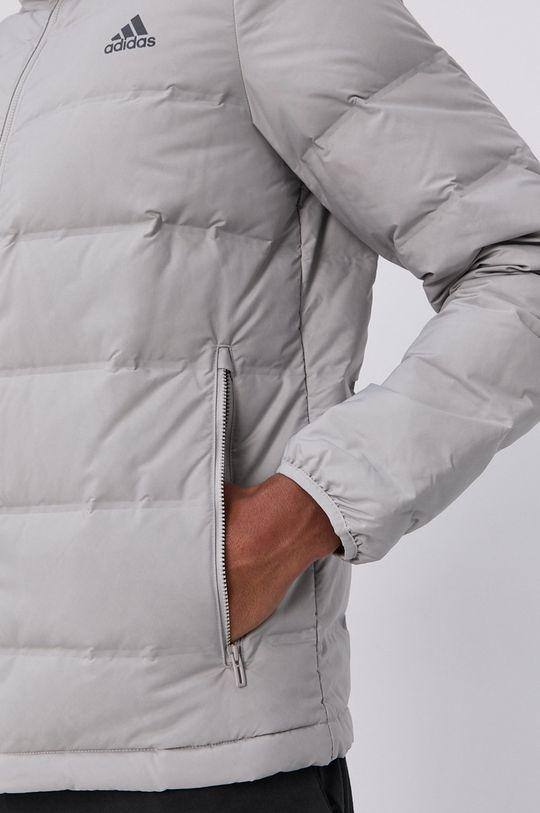 adidas Performance - Péřová bunda Pánský