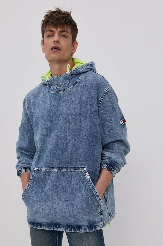 Tommy Jeans - Džínová bunda  99% Bavlna, 1% Elastan
