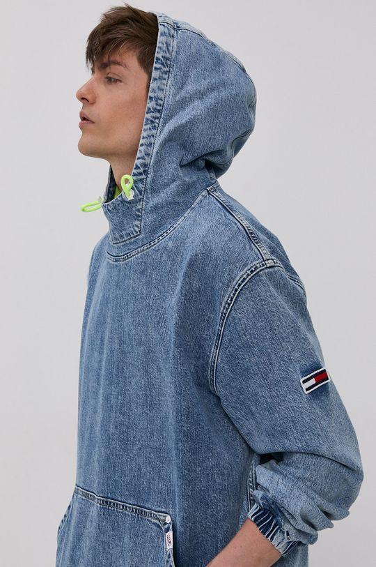 modrá Tommy Jeans - Džínová bunda