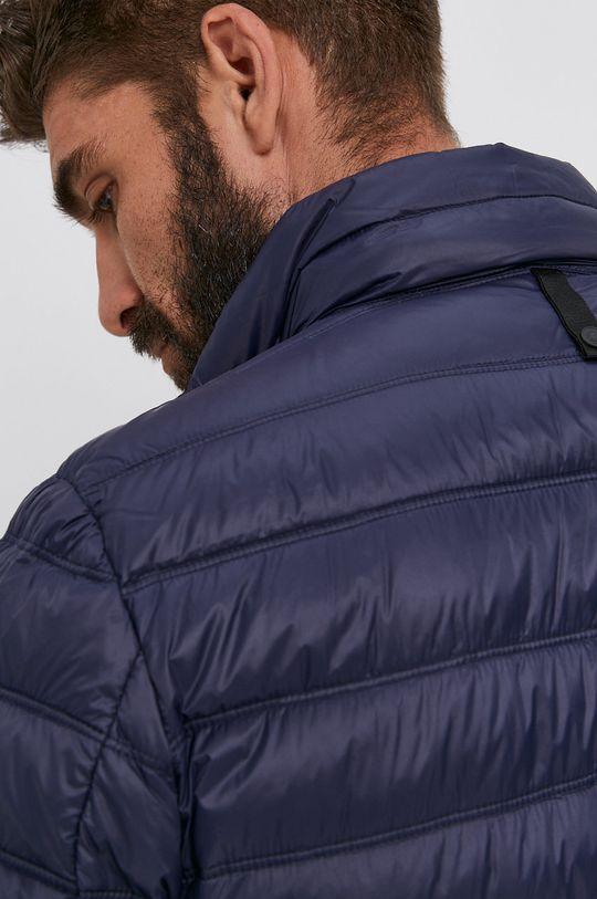 námořnická modř United Colors of Benetton - Péřová bunda