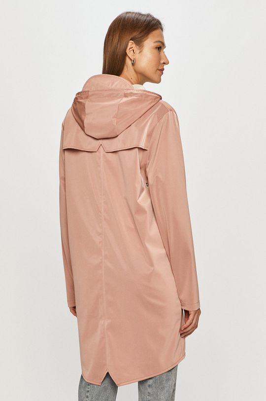 pastelová ružová Rains - Nepremokavá bunda