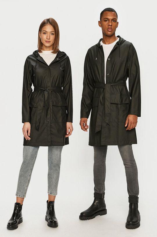 čierna Rains - Nepremokavá bunda Unisex