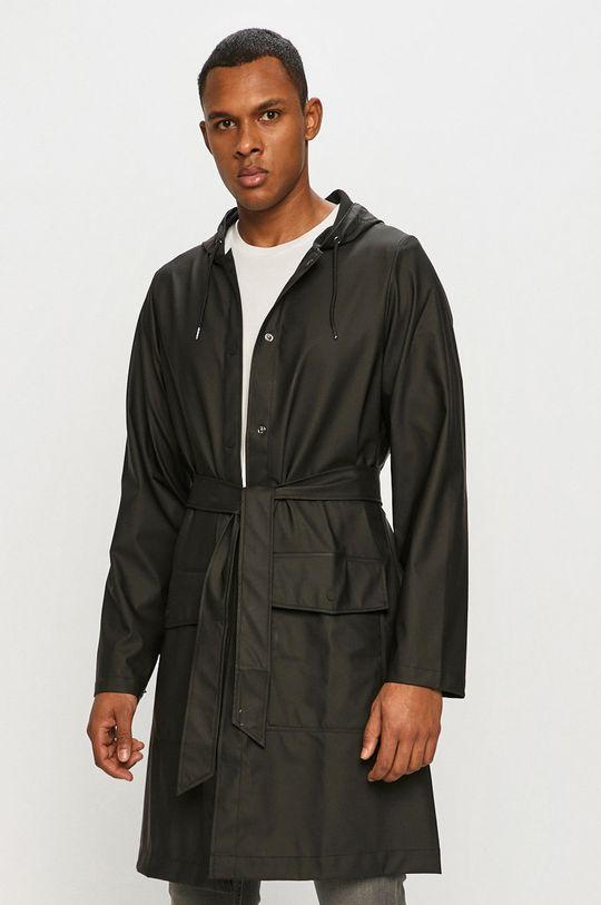 Rains - Nepremokavá bunda čierna