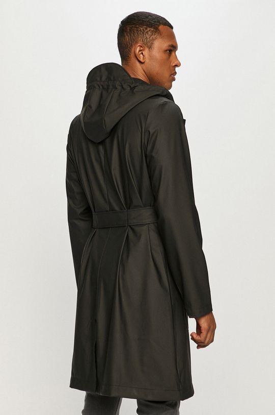 čierna Rains - Nepremokavá bunda