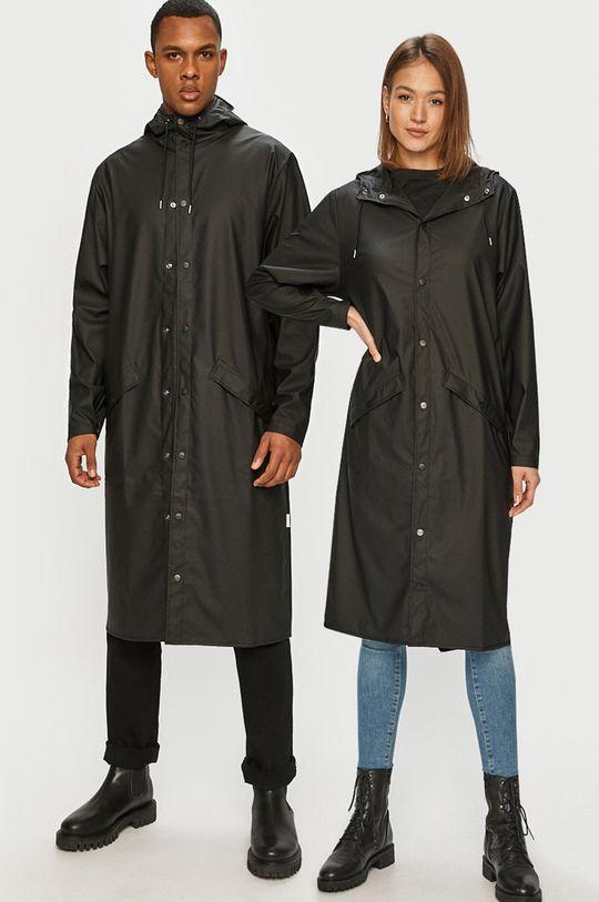 negru Rains - Geaca de ploaie Unisex