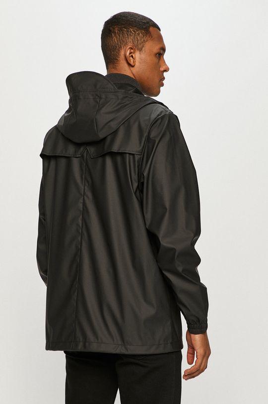 čierna Rains - Nepremokavá bunda 1837 Storm Breaker