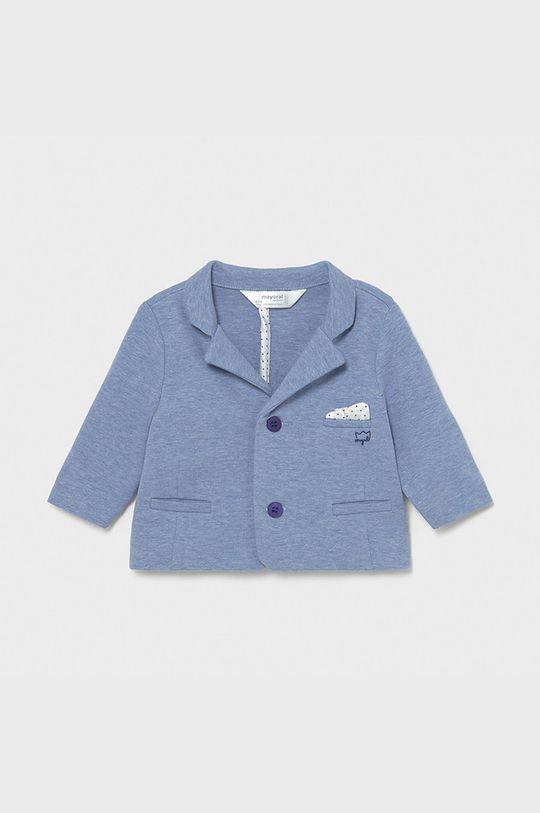 albastru pal Mayoral Newborn - Sacou copii De băieți