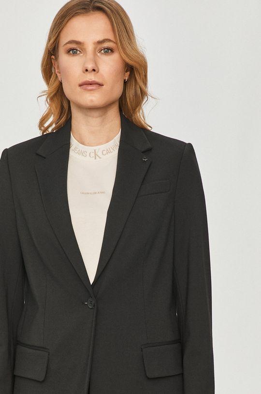 czarny Calvin Klein - Marynarka