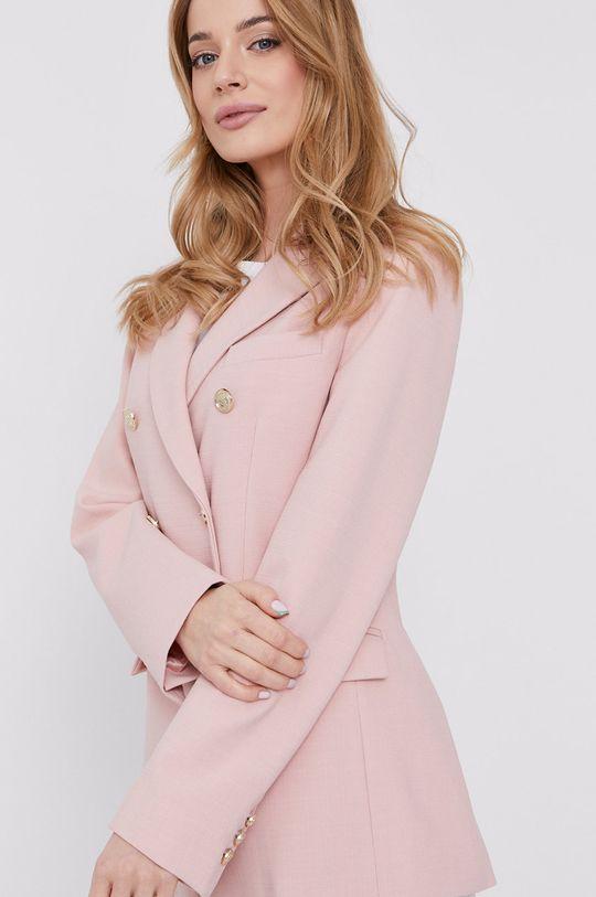 różowy Pinko - Marynarka