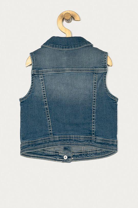 OVS - Kamizelka jeansowa 104-134 cm jasny niebieski
