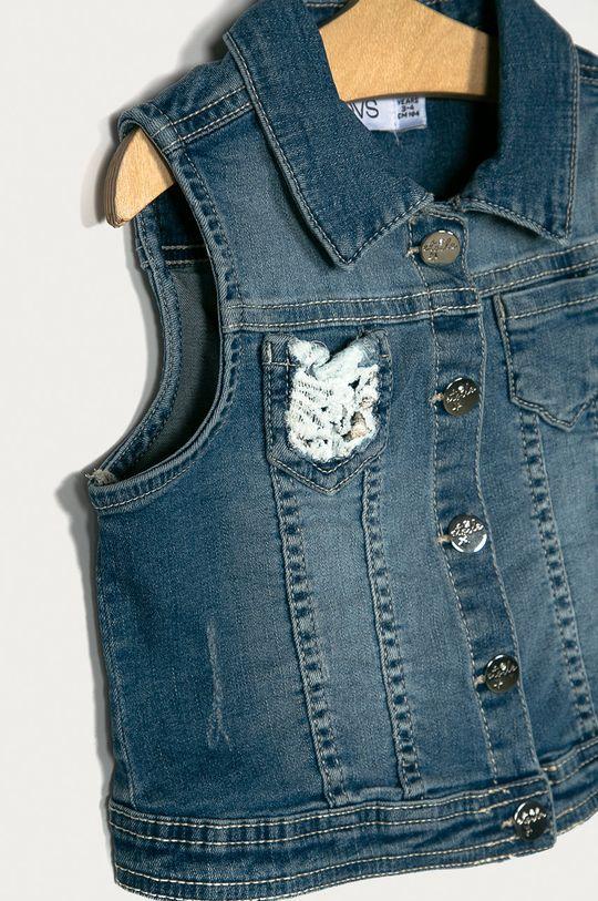 OVS - Kamizelka jeansowa 104-134 cm 99 % Bawełna, 1 % Elastan
