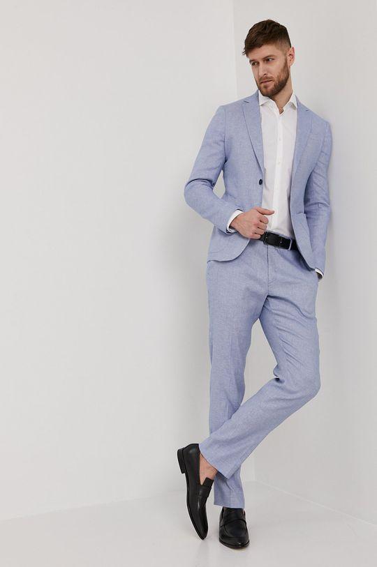Marciano Guess - Marynarka jasny niebieski