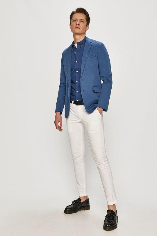 modrá Polo Ralph Lauren - Sako Pánský