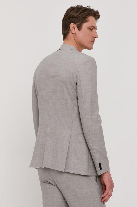 světle šedá Hugo - Oblek